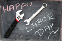Labor Day 2019 is Time for Personal and Family Sharing.